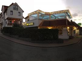 Hotel & Restaurant Park Cafe ISA, hotel in Erfurt