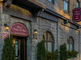 Hotel Champ de Mars Montreal, hotel near Berri Uqam Metro Station, Montreal