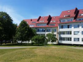 Family Apartment Nida, hotel near Nida Evangelical-Lutheran Church, Nida
