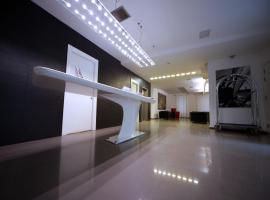 Urban Hotel Design, hotel in Trieste