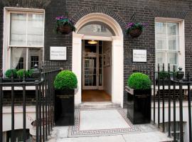 Bloomsbury Palace Hotel, hotel in Bloomsbury, London