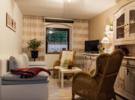 Romantik Landhaus, serviced apartment in Dresden