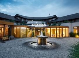 Maximus Resort, hotel in Brno