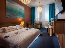 Sareza hotel, hotelli Ostravassa
