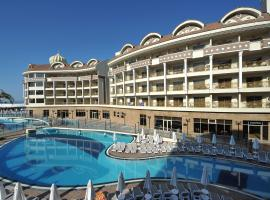 Kirman Belazur Resort&Spa, отель в Белеке
