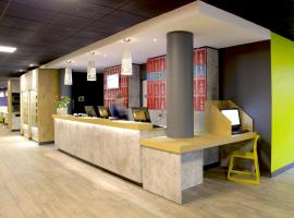 ibis budget Manchester Salford Quays, hotel in Manchester