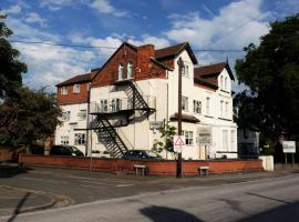 Fairhaven Guest Accommodation, hotel near Beeston Fields Golf Club, Nottingham