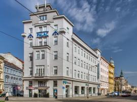 Hotel Palác, hotel in Olomouc