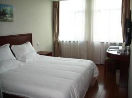 GreenTree Inn Shanghai Sijing Songjiang Steel City Express Hotel, hotel in Songjiang