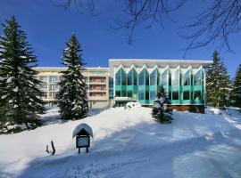 Interhotel Montana, отель в городе Шпиндлерув-Млин
