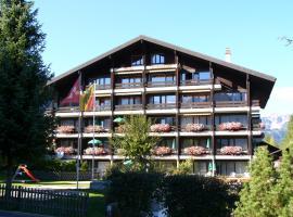 Alpenhotel Residence, hotel in Lenk