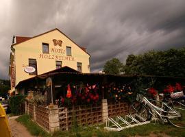Hotel Holzbecher – hotel w pobliżu miejsca Dolina Babuni w mieście Česká Skalice
