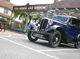 Horse & Groom B&B, hotel in Westbury