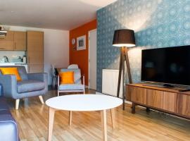 Spacious Central Family Apartment, hotel near Victoria Park, London