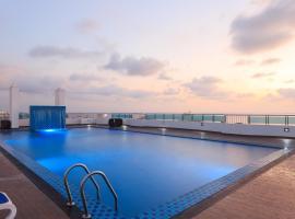 Supun Arcade Residency, מלון בקולומבו