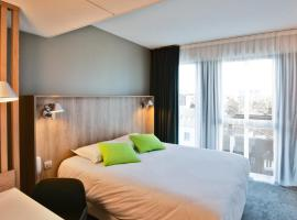 Campanile Rennes Centre - Gare, hotel in Rennes