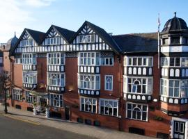 Chester Station Hotel, Sure Hotel Collection by Best Western, hotel near Holt Castle, Chester