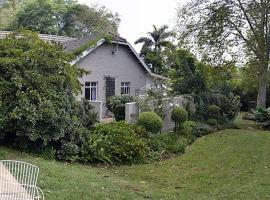 A Garden Suite B&B, hotel in Pietermaritzburg