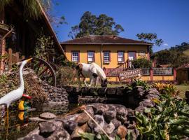 Pousada Fazenda Rio das Pedras, hotel near Parque Nacional de Itatiaia, Visconde De Maua