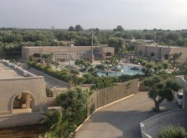 Oasi Del Visir Resort, appartamento a San Vito dei Normanni
