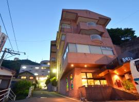 Nagasaki Sky Hotel, hotel in Nagasaki