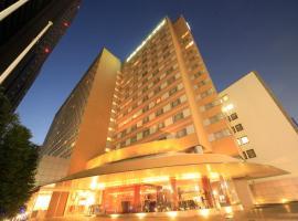 Hotel Sunroute Plaza Shinjuku, hotel en Tokio