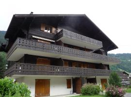 Cristaux 4, hotel in Champéry