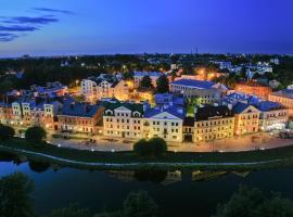 Golden Embankment, hotel in Pskov