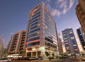 Ramada Downtown Abu Dhabi, hotel in Abu Dhabi