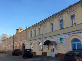 Hotel Iris, отель в Нижнем Новгороде
