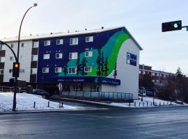 Capital Suites Yellowknife, Hotel in Yellowknife