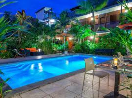 Hotel Ker Alberte, hotel in Cayenne