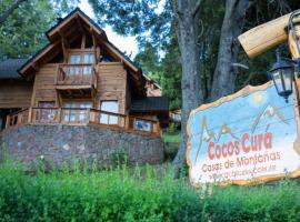 Cocos Cura Cabañas, complejo de cabañas en San Carlos de Bariloche