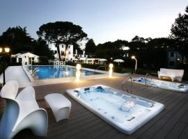 Park Hotel Villa Giustinian, hotell i Mirano