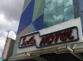 Saville Hotel, hotel near Fontes do Ipiranga State Park, São Paulo