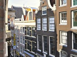 Hotel Luxer, hotel in Amsterdam City Center, Amsterdam