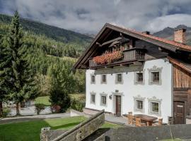 Peater's Hoamat, villa in Sölden