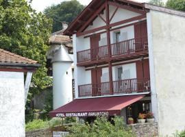 Hôtel Ramuntcho, hotel in Saint-Jean-Pied-de-Port