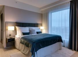 Clarion Hotel Air, hotell i nærheten av Prekestolen på Sola