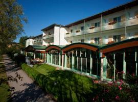 Hotel Wende, отель в Нойзидль-ам-Зе