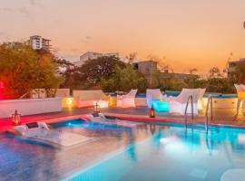 Placita Vieja Hotel Boutique Spa, hotel en Santa Marta