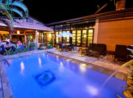 Estalagem Casa Grande Pousada, family hotel in Ubatuba