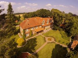 Landhaus Schulze Osthoff, hotel in Warendorf