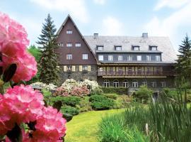 Romantik Hotel Jagdhaus Waldidyll, Hotel in Hartenstein