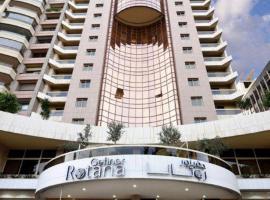 Gefinor Rotana – Beirut, отель в Бейруте, в районе Хамра
