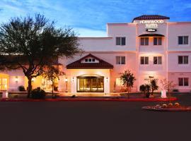 Homewood Suites Tucson St. Philip's Plaza University, hotel v destinaci Tucson