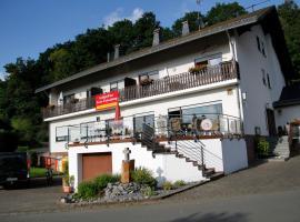 Landgasthaus Zum Kreuzberg, hotel near Nuerburgring, Schönbach
