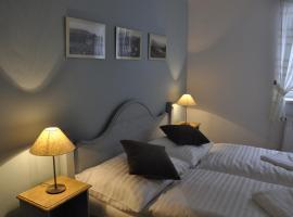 Pension Grand Apartments, hotel in Špindlerův Mlýn