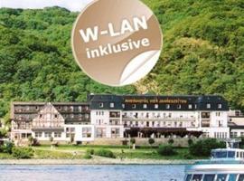 Rheinhotel Vier Jahreszeiten, hotel in Bad Breisig