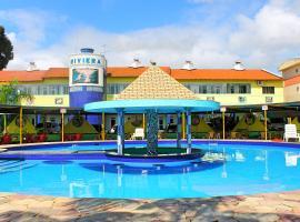Hotel Riviera D Amazonia Belem Ananindeua, hotel em Belém